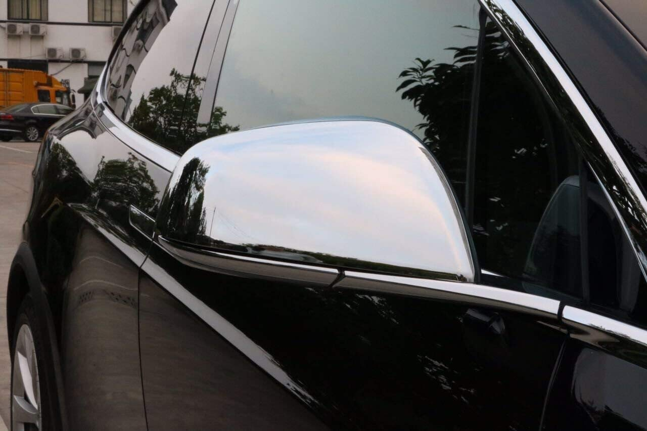 Chrome Rear Mirrors