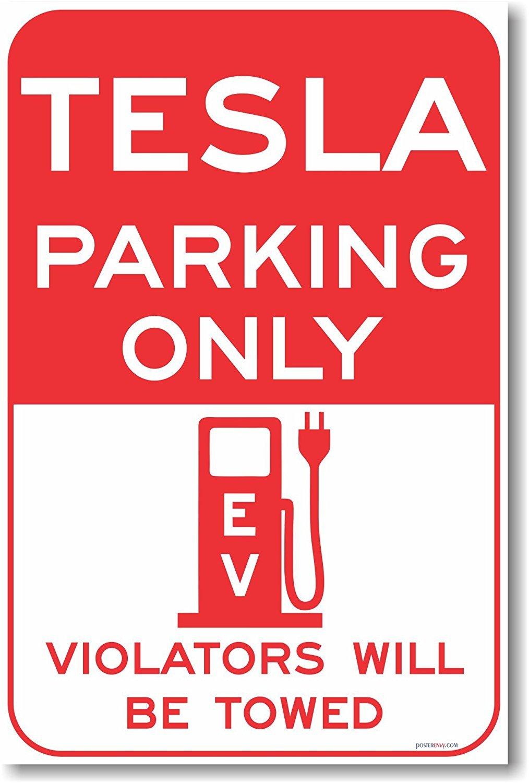 Tesla Parking