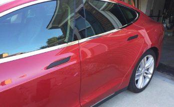 Tesla Model 3 Carbon Fiber Mirror Caps – FreshTesla